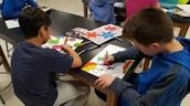 5th grade artists