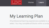 "LDC ""Learn"" Tab"