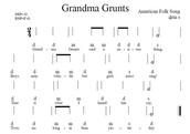 Grandma Grunts