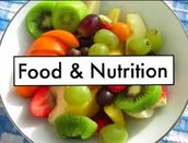 Nutrition & food services
