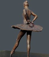 Balanchines-Dancer by Sterett-Gittings Kelsey