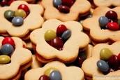 Las galletas Por Oreo
