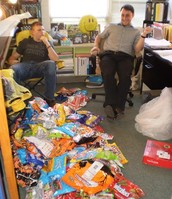 Halloween Candy Drive