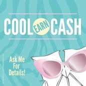 Earn COOL CASH!