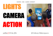 Explore the Shortlisted Books in the JS Library Makerspace