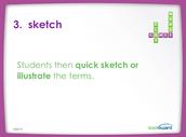 Step 3: Sketch