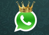 WHATSAPP, el rey actual