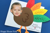 Adorable  turkey!