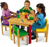 What are children learning when they do dramatic play