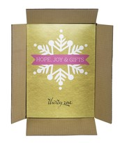 Holiday Gift Packaging available