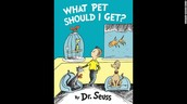 New Book From Dr.seuss