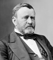 Ulysses S. Grant with cancer
