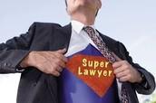 I am SuperLawyer.