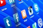Different types of social media