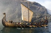 Vikings had advanced ships.