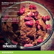 Guiltless Ice-cream