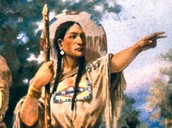 Sacagawea guides them to the Paradise