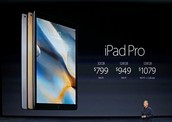Apple iPad Pro big iPad