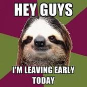 Mid-day dismissals