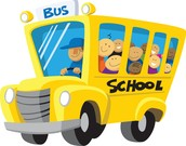 TRANSPORTATION FOR THE NEW SCHOOL YEAR