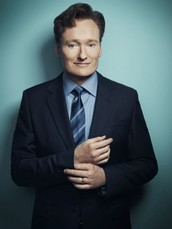 About Conan O'Brien