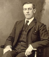 A Young Woodrow Wilson