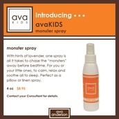 avaKids monster spray