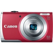 4 Canon Powershot Digital Cameras