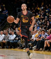Favorite NBA Player - Stephen Curry #30