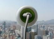 Solar Power Socket