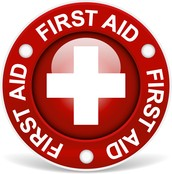 Tip #1: have a first aid kit