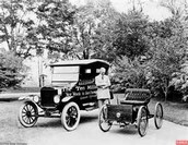 Henry Ford's 10,000,000th car
