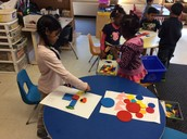 Using 2D shapes