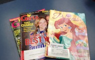New magazine titles...look for more coming soon!