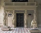 Caryatid Figures