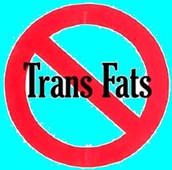Avoid Saturated and Trans Fats