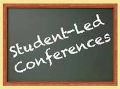 Student-led Conferences  - Thursday 7th May