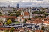 Vilnius, Capital