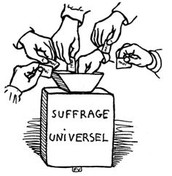 The universal Suffrage