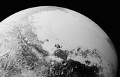 a picture of half of pluto