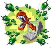 Características de los Virus y Antivirus