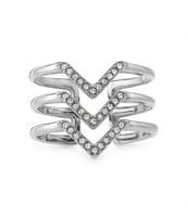 Chevron Ring $29
