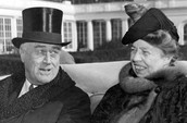 FDR and Eleanor Together