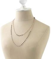Silver Gitane Necklace