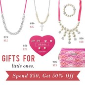 Gifts for the Littlest Ladies