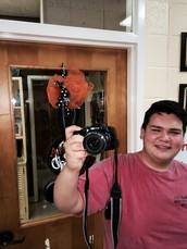 Historian/ Photographer - Mannon Roman and Jordan Winchester
