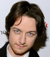Jamie shown as James McAvoy