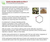 Muira Pauma Bark Extract