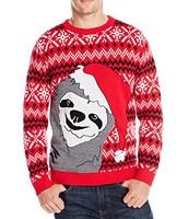 I sloth you a merry christmas