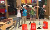 4th Grade Rhythm Projects